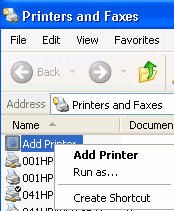 how to add a printer to your network