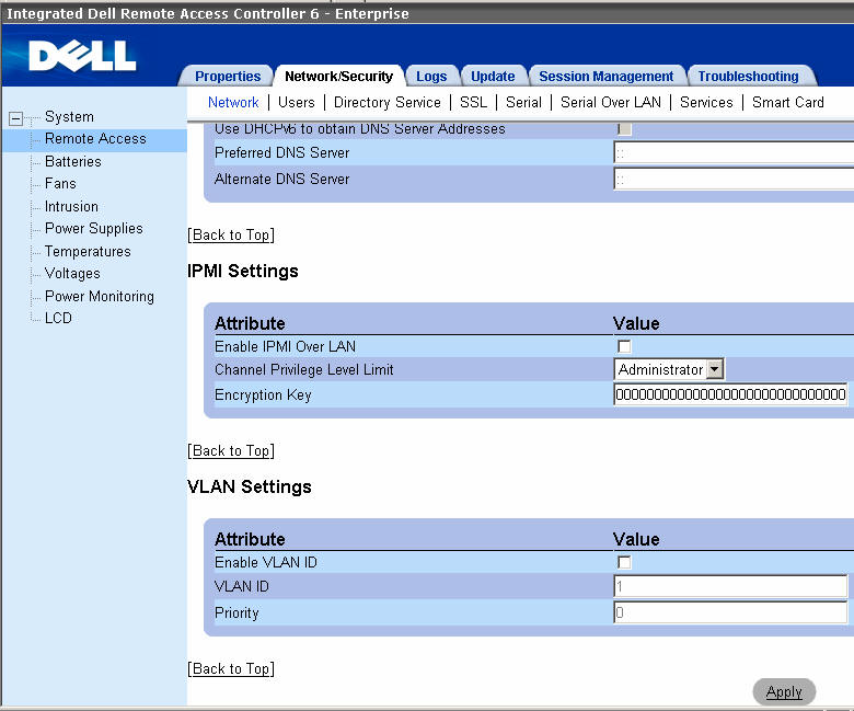 how to clear system event log dell poweredge r710